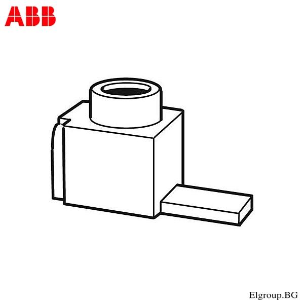 ПРАВА КЛЕМА ЗА КАБЕЛ 6-25mm², ABB, AST25-15S