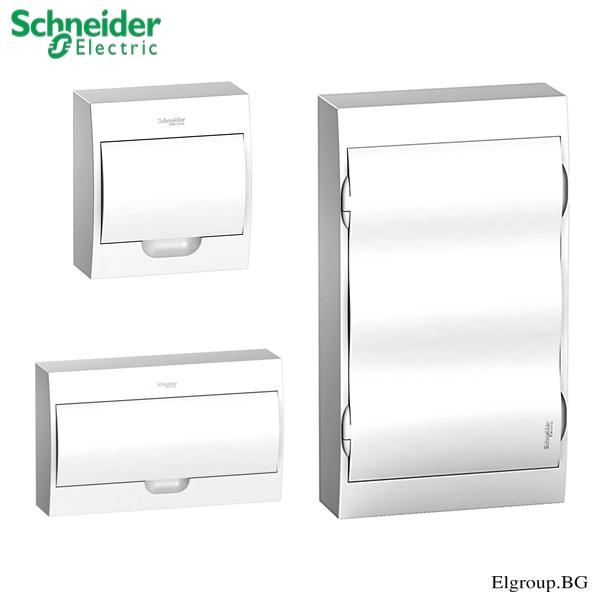 АПАРТАМЕНТНИ ТАБЛА Schneider Electric Easy 9, ОТКРИТ МОНТАЖ