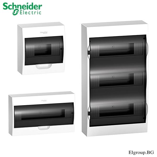 Schneider Electric Easy 9, ОТКРИТ МОНТАЖ