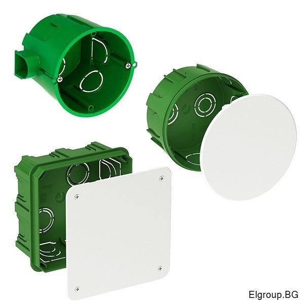 Разклонителни кутии и конзоли за вграждане, Schneider Multifix Modulo
