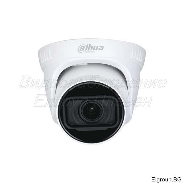 HDCVI куполна камера 2MP, DAHUA HAC-T3A21-Z-2712